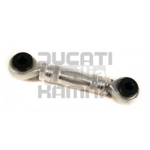 Tie rod linkage for Panigale
