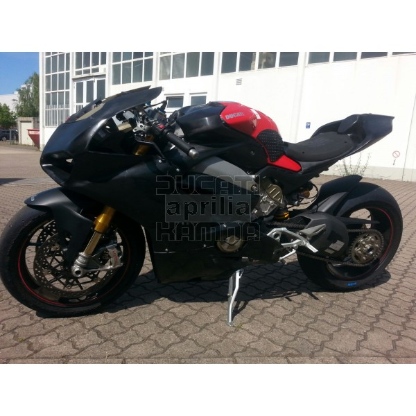 Racing Full Fairing Set Panigale V4 Carbon And Gf Parts V4