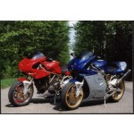 Full-fairing kit Emozione Ducati SS i.e.