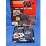 K&N airfilter