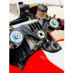 CNC triple clamp, Panigale V4 / V4S