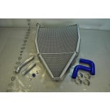Racing radiator kit for Panigale V4