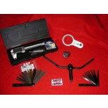 Tool set for all 1000/1100 2 valve engines